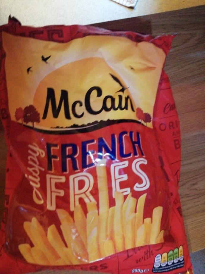 Dear Americans, if you call crisps chips and chips fries, how do you differentiate between the thick oven chips and French fries?