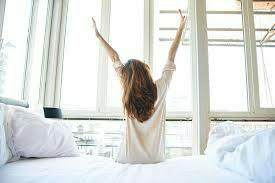 What time do you usually wake up during your day off?