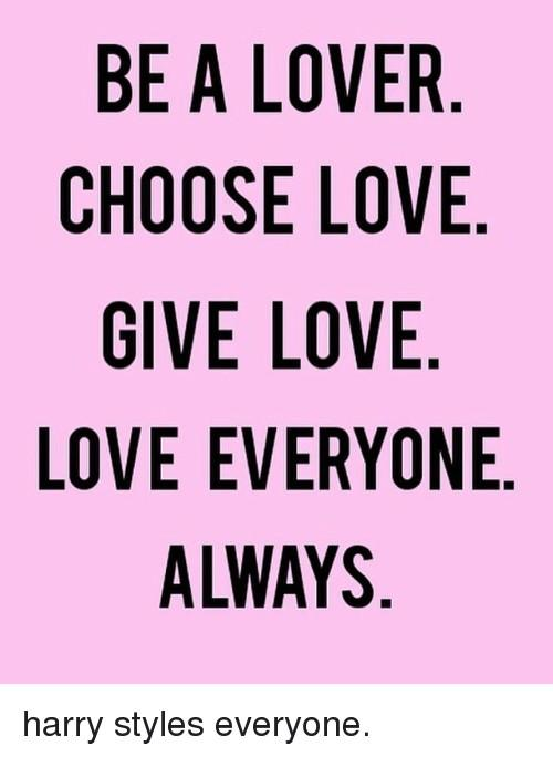 What would you like love to do for you?