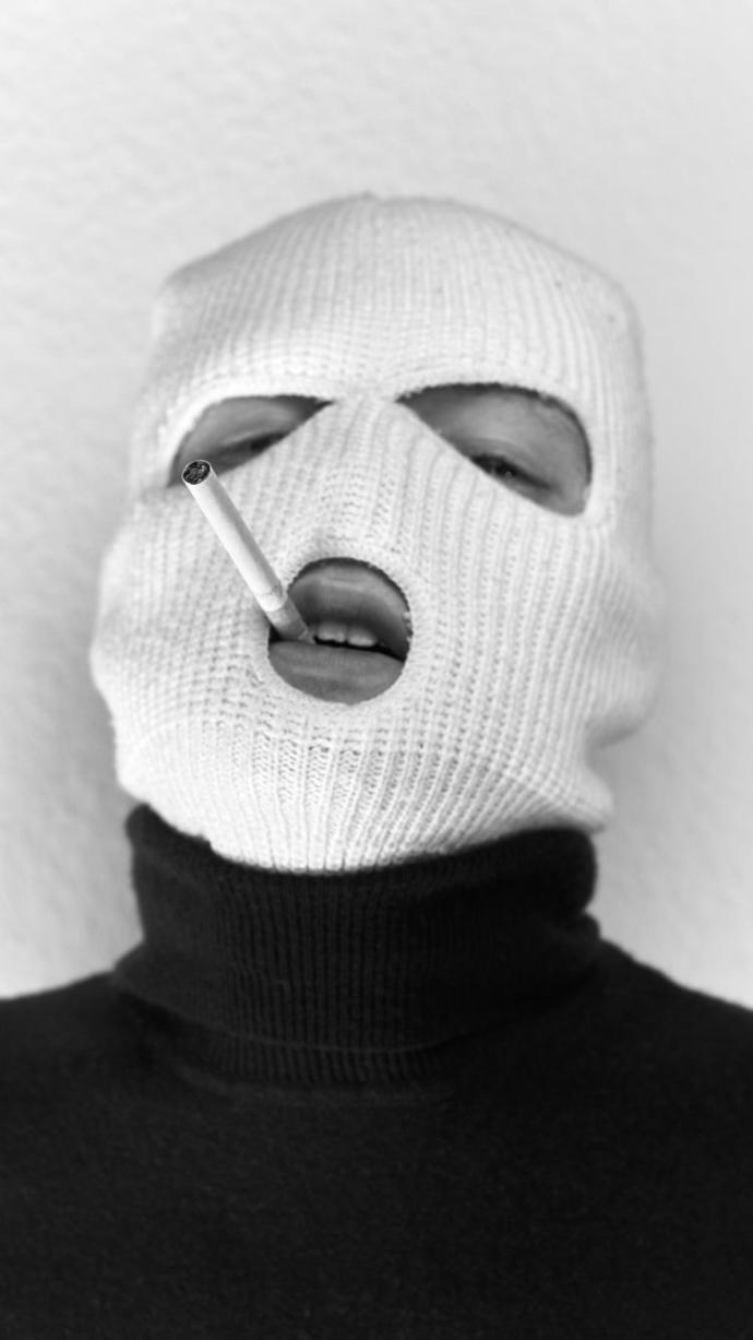 Is it weird that I think people wearing masks is hot?