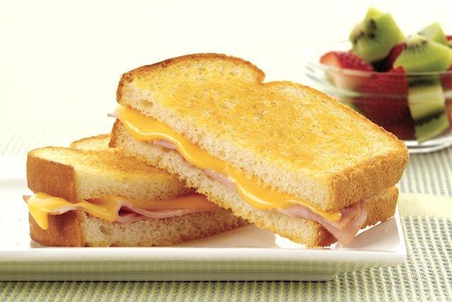 Do you like ham and cheese sandwich?