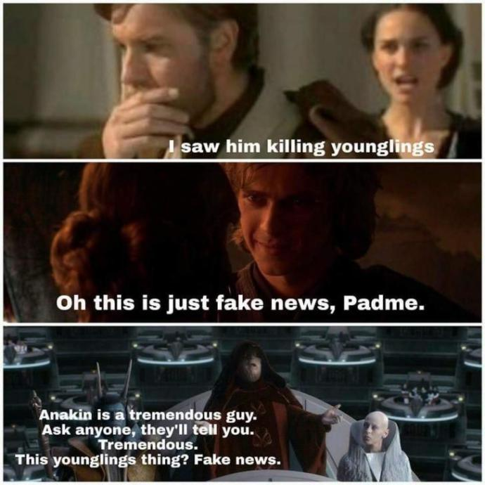 Jedi!! Do you see through the lies of this Cult?