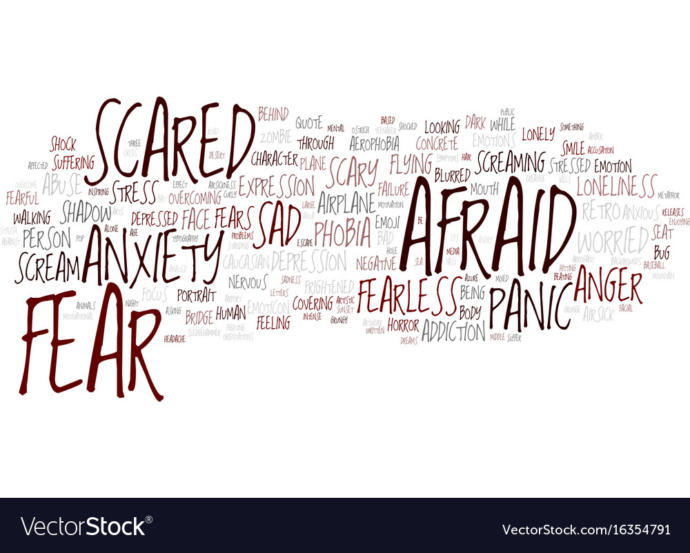 What's the best way to conquer your fear?