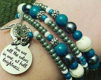 DDoes anyone know where I can have a bracelet like this made?