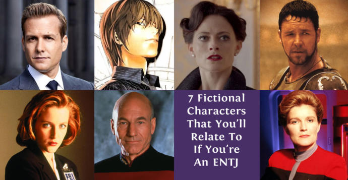 Have you ever recognized eerie similarities between yourself and a fictional character?