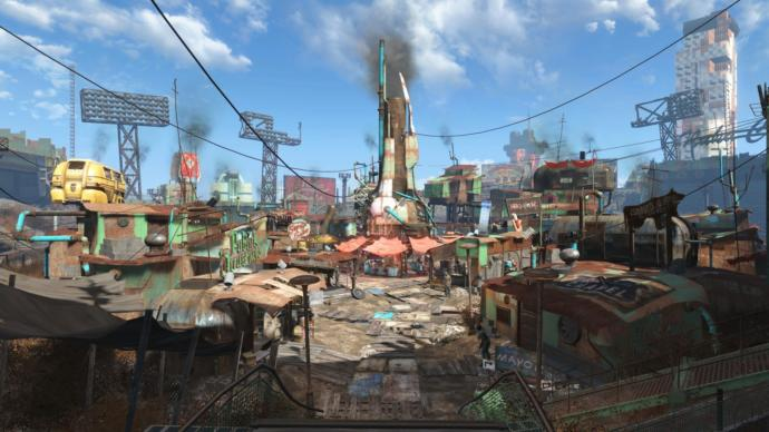 How would you react if the real world that we live in becomes like the Fallout (video game franchise) universe soon in the future?