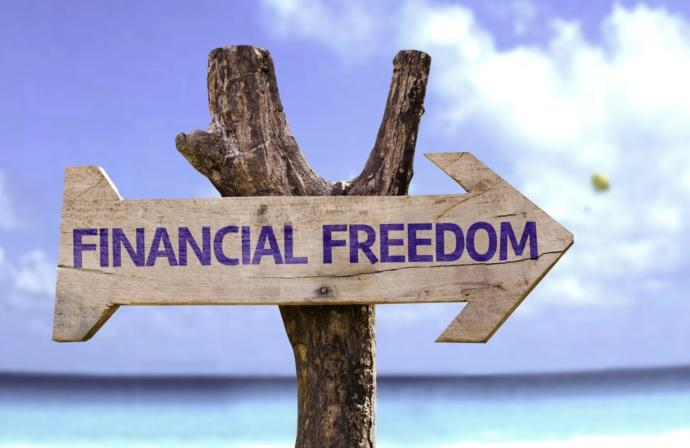 Do you have financial freedom? Are all your debts paid off? If not, are you working on it?