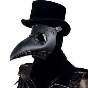 Would you wear a Plague Doctor Mask?