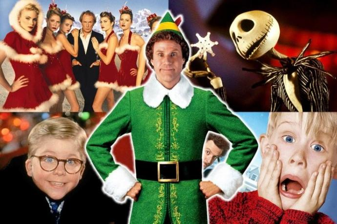 If you could be in any Christmas movie as a character, which one would it be and why?