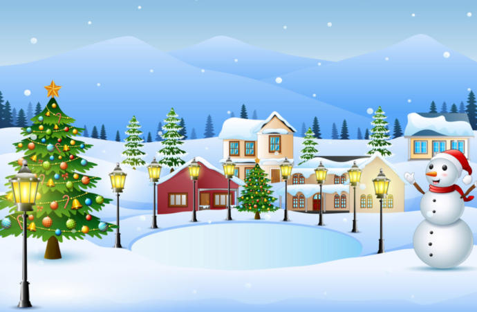 If You Could Revisit Or Visit A Christmas In The PAST, PRESENT Or FUTURE What Christmas Would You Go To & Why?