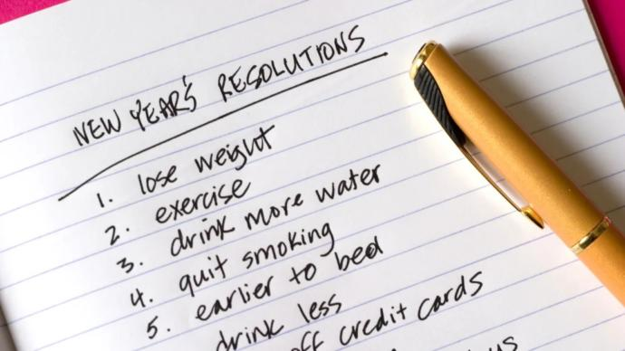 Did you accomplish all new years resolutions this year?