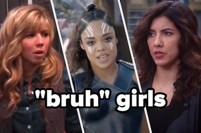 Guys, are you Into 'Bruh' girls?