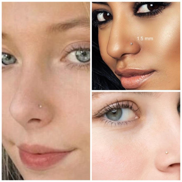 Should I get a nose stud or nose ring? Which one looks better?
