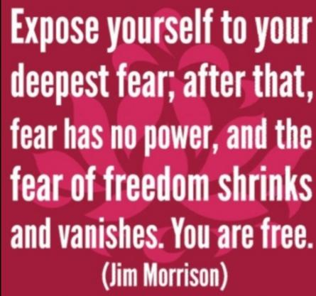Do You Share Your Deepest Thoughts And Fears With Others? Or Keep Them To Yourself?
