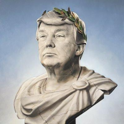 Will President Trump be remembered as one of the greatest, most influential leaders in history?