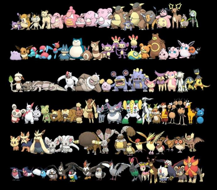 Whats your favorite Pokemon?