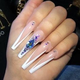 Short nails or long nails, what do guys prefer?