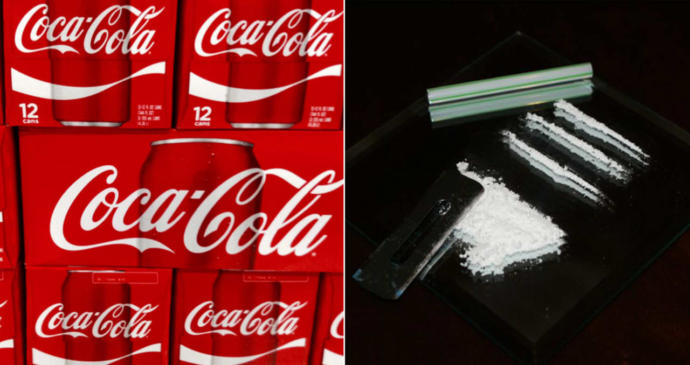 What comes to your mind when you hear the word coke?