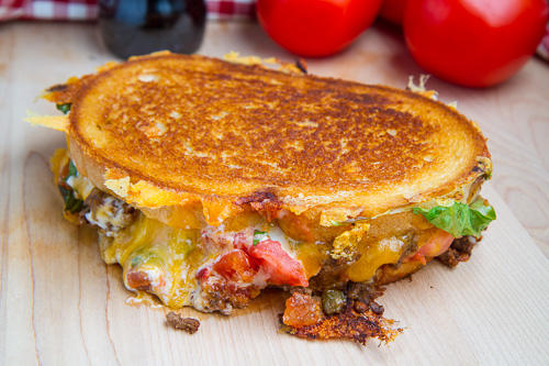 Is a Taco a Sandwich? Why or Why Not?