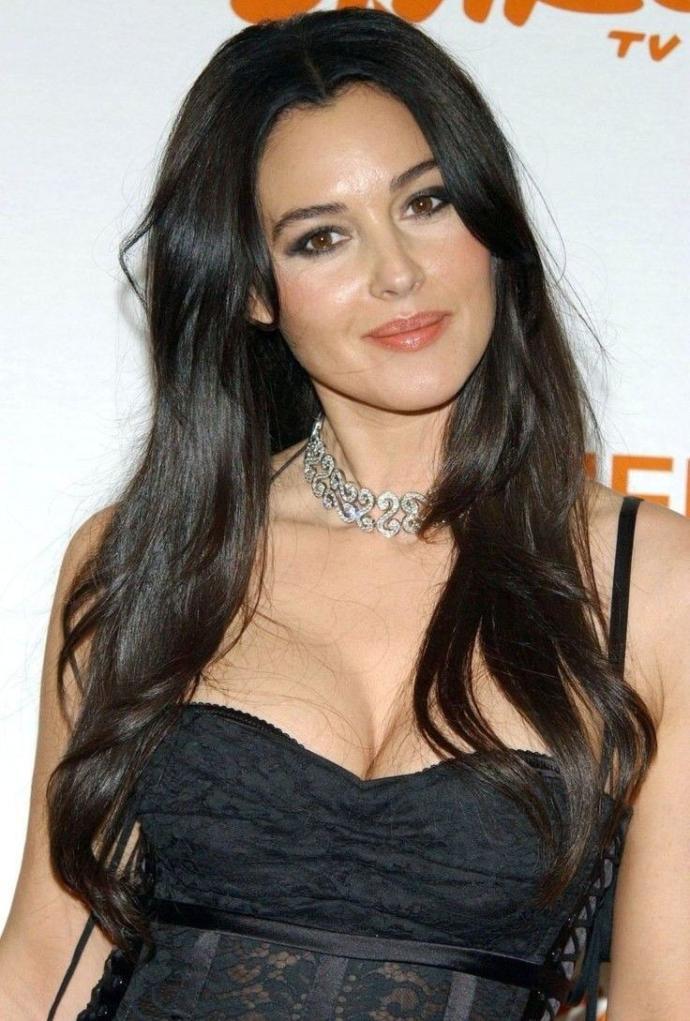 Do you think Monica Bellucci is pretty?