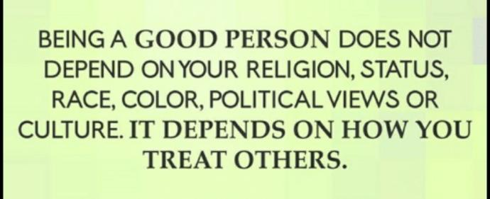 Would you date someone who holds different religious views than yourself?