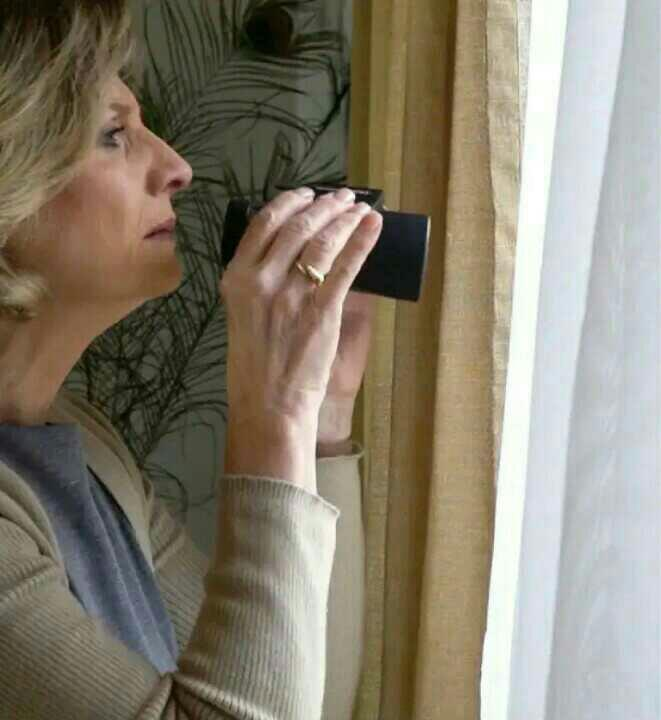 Would you rather have a noisy or nosy neighbor? Parties every night or constant prying/surveillance?
