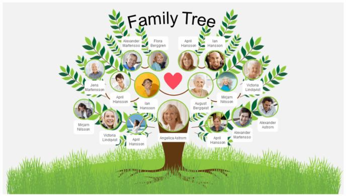 Hows your family tree?