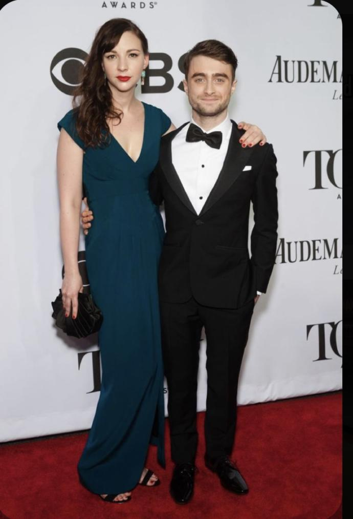 Tall girl & short guy?