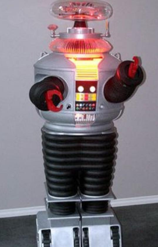 Which robot from movies do you feel would make a good friend but a bad enemy ?