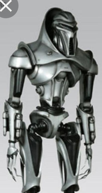 Which robot from movies do you feel would make a good friend but a bad enemy?