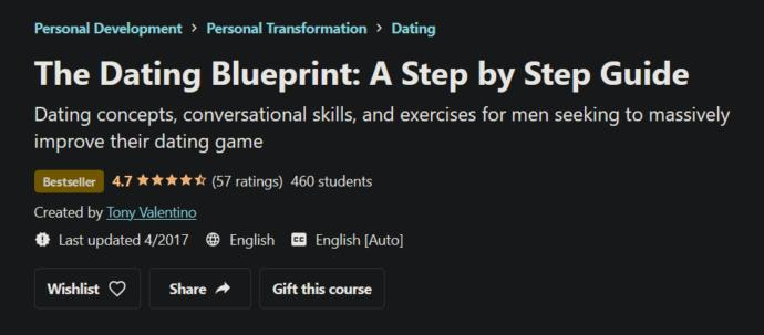 Theres a (paid) course for dating up and available (for men). Should men give it a try or not?