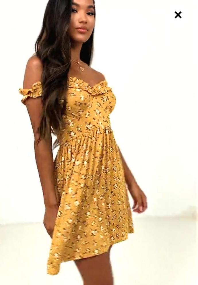 Guys, If your girl had this dress on would like it?