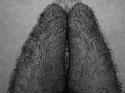 Girls, Would you rather a guy shave his legs once in a while?