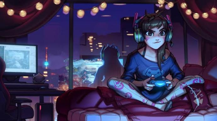 Gamer girls are a myth change my mind?