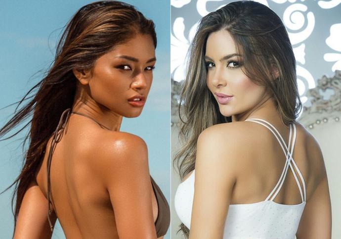 Red Dela Cruz (Philippines) VS Natalia Velez (Ecuador), who is prettier?