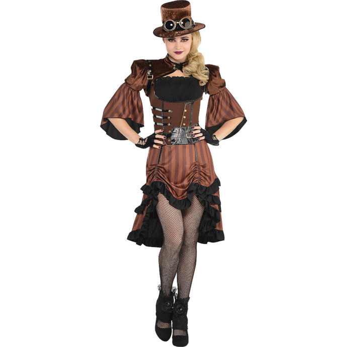 How steampunk interact in your everyday outfit?
