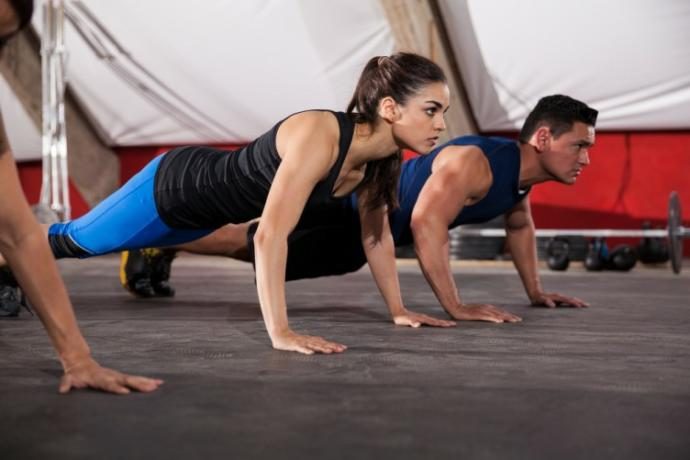 How many pushups can you do?