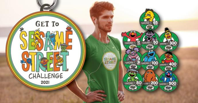 What do you think of the sesame street run challenge?