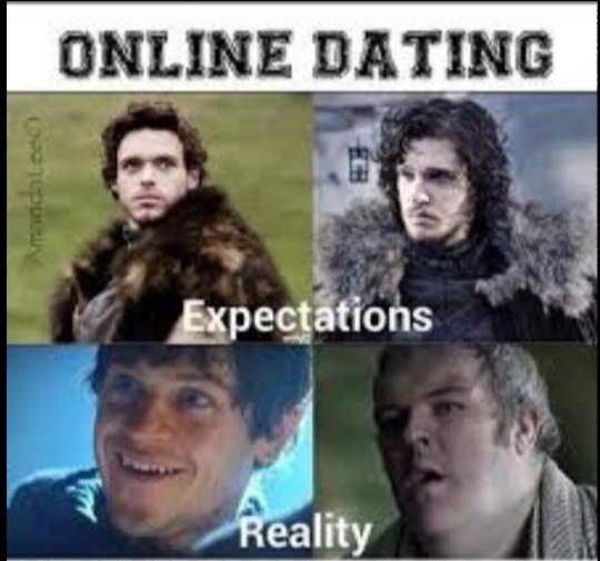 When It Comes To Dating, Do You Prefer Reality Or Fiction/Fantasy?