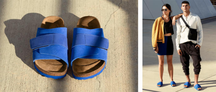 Maybe the Kyoto-style sandals wich i like best.