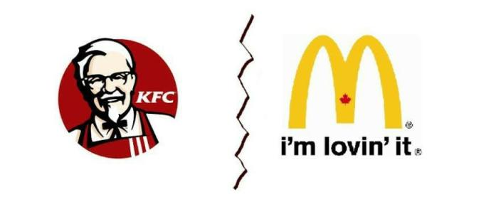 McDonalds or KFC?