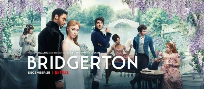 Have you watched Bridgerton on Netflix?