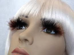 Eyelashes like bedtime sandals, maybe shes born with it, maybe shes ridiculous
