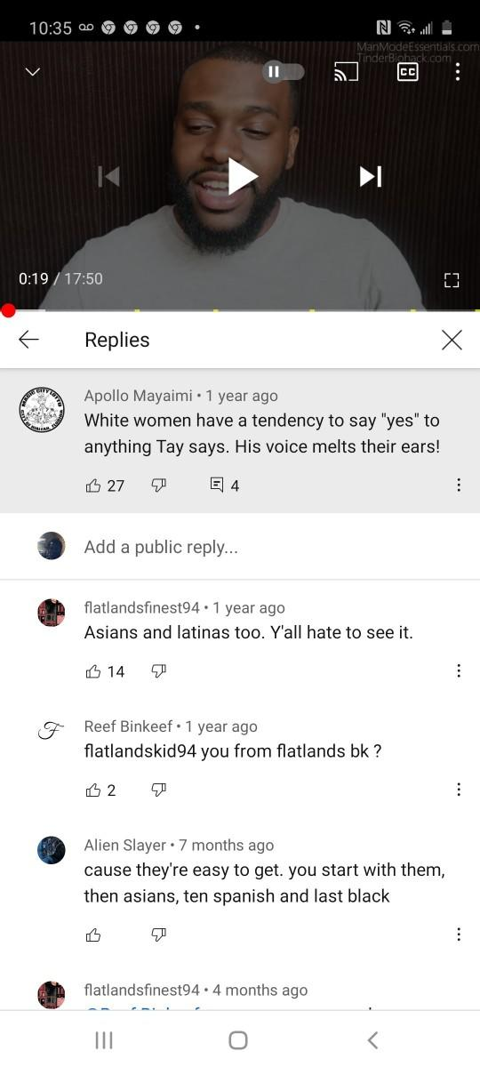 Why the say white women are easy? tay social is a famous youtuber kissing a bunch of white women with no rejection, are they really that easy?