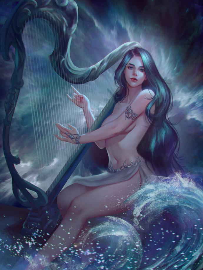 Girls, if you could be a siren, what kind would you be?