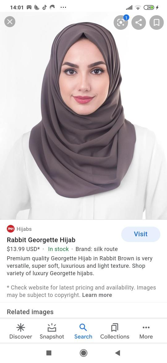 Do you think that Muslim women should stop wearing hijabs?
