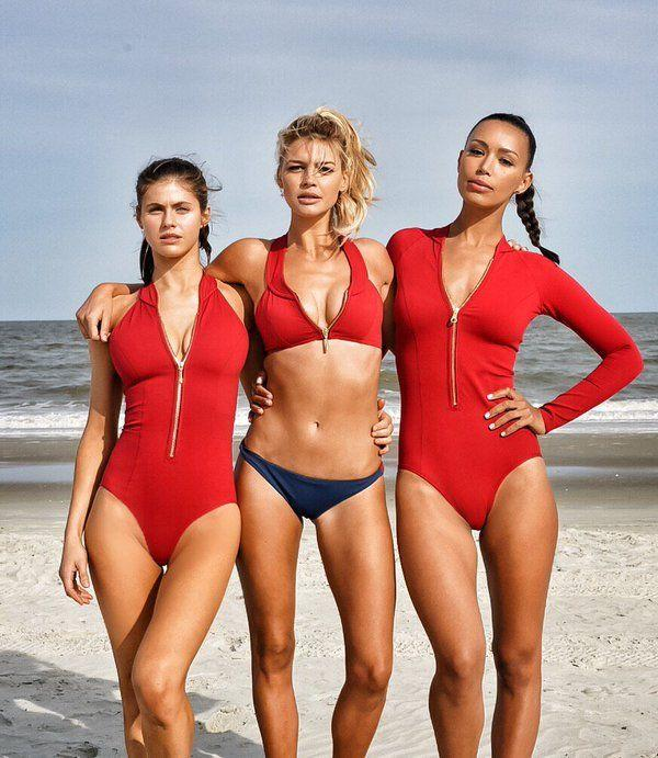 New Baywatch girls