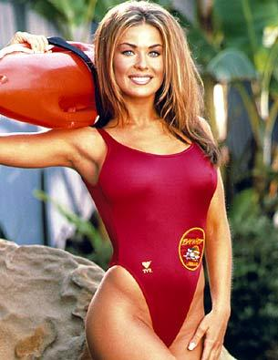 Baywatch. Was it 90s fap material & what teenage wet dreams were made off?