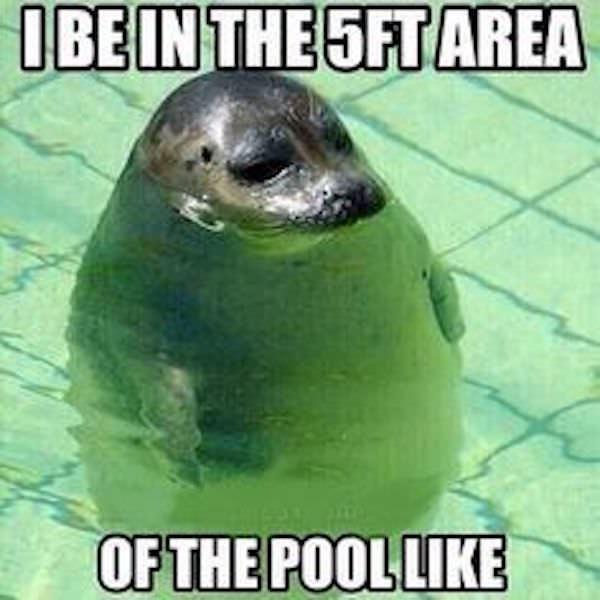 Do you know how to swim?