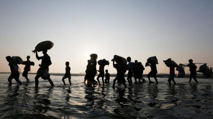 Should migrants to be granted entry, residency and citizenship into another country by merit or just because they desire it? How would you handle it?
